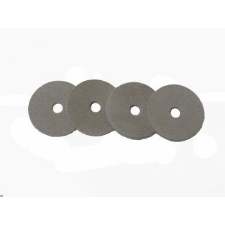 Viscose Profi ® Kolbendichtungssatz für Edelstahl Mörtelspritze Modell 500(300)/40 NU