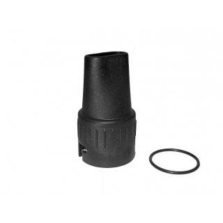 Viscose Profi ® Düse mit 12 x 35 mm Ausgang und Dichtring für Kunststoffspritze Modell 500/40 KU+ KU-Q