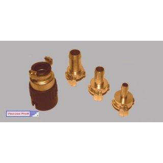 Viscose Profi ® Düse mit Schnellverschlüssen 1/2, 3/4  u.1 Zoll für Kunststoffspritze Modell 500/40 KU+KU-Q
