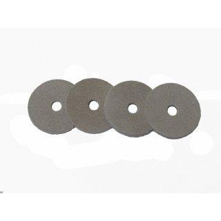 Viscose Profi ® Kolbendichtungssatz für Edelstahl Mörtelspritze Modell 500(300)/50 NU, NU-D.